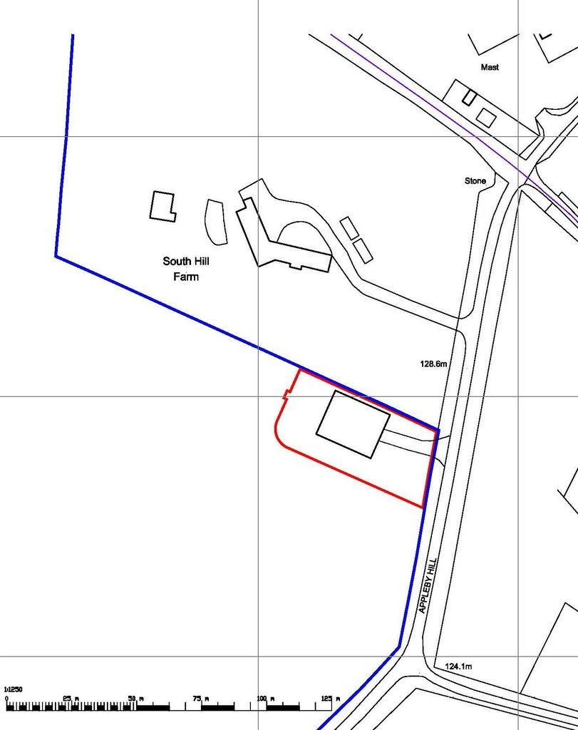 blueprint for farm land