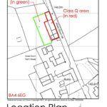 Location plan document