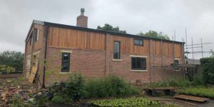 Class q conversion from agricultural building to dwelling - build in progress