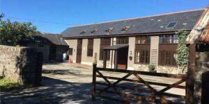 barn conversion holiday accommodation